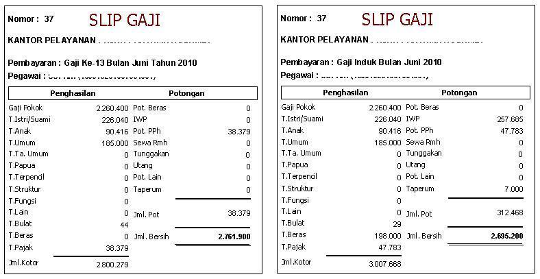 gaji pns 2015 dan gaji ke 13 tahun 2015 info pendidikan